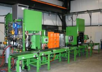 Figure 3 - A WTI Production Compressor Test System