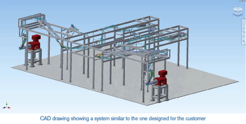 CAD drawing by Wineman Technology