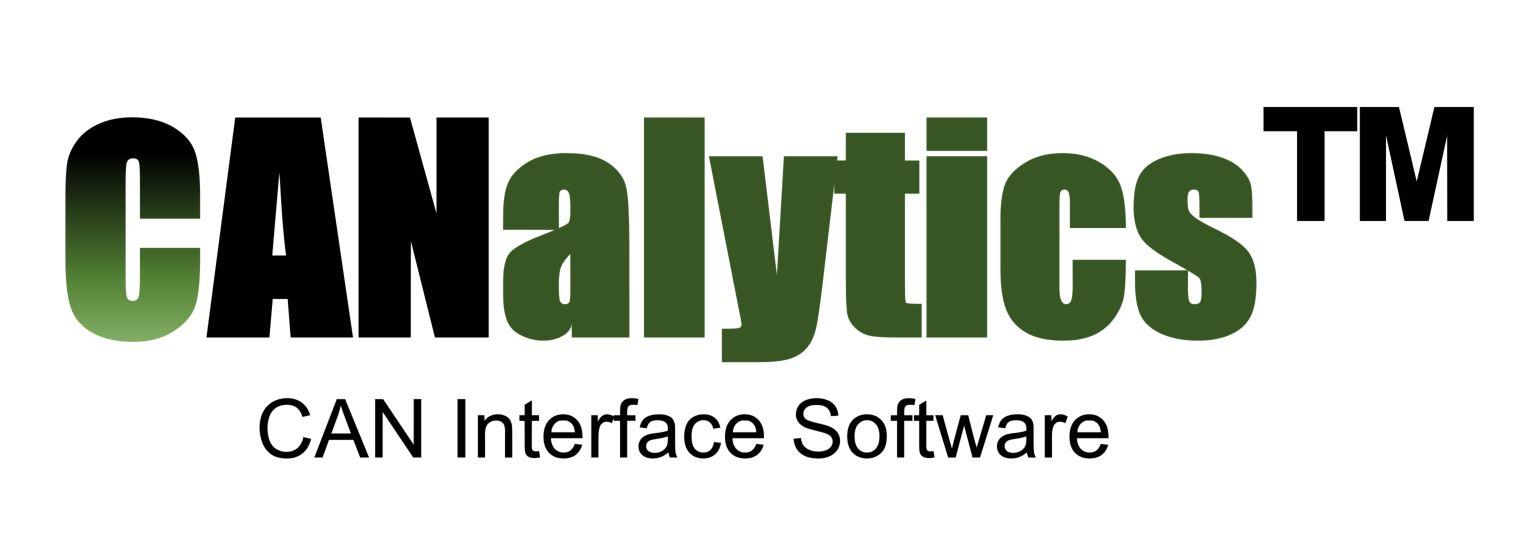 CANalytics Graphic Logo