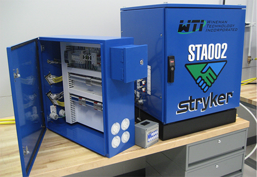 Universal Test System based on LabVIEW