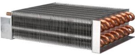 Figure 1 Condenser Coil