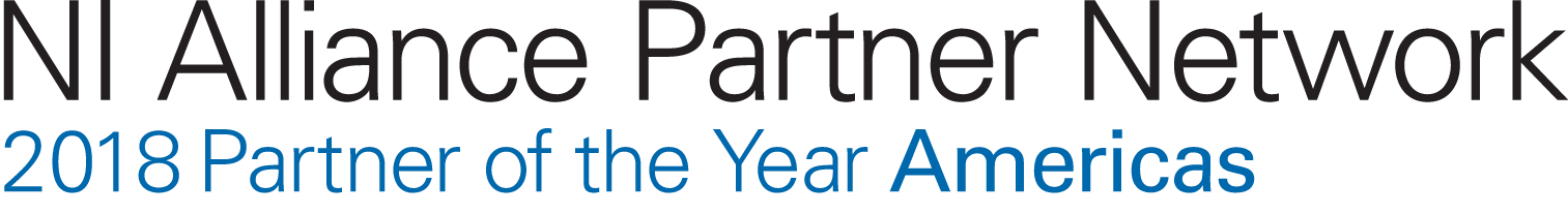 NI Americas Alliance Partner of the Year 2018