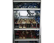 ABS Control Module Development and Life Cycle Test System
