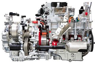 Gas and Diesel Engine Dynamometer