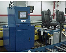 Production Seat Test Systems slide 13