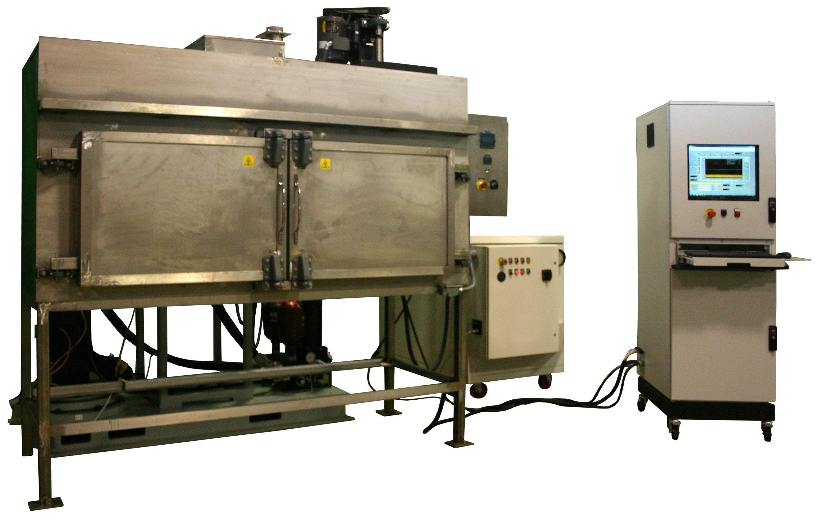 Impulse test stand