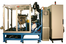 variable valve test stand