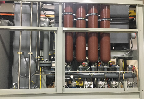 Field-Installed Hydraulic Test System