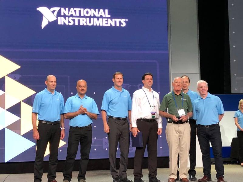 regional winner- Jim and Matt